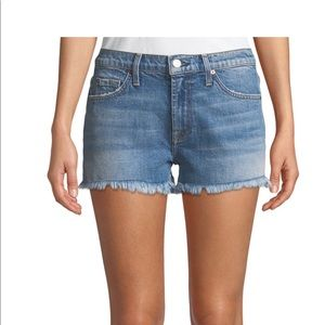 7 for all mankind cutoff denim shorts - NWOT